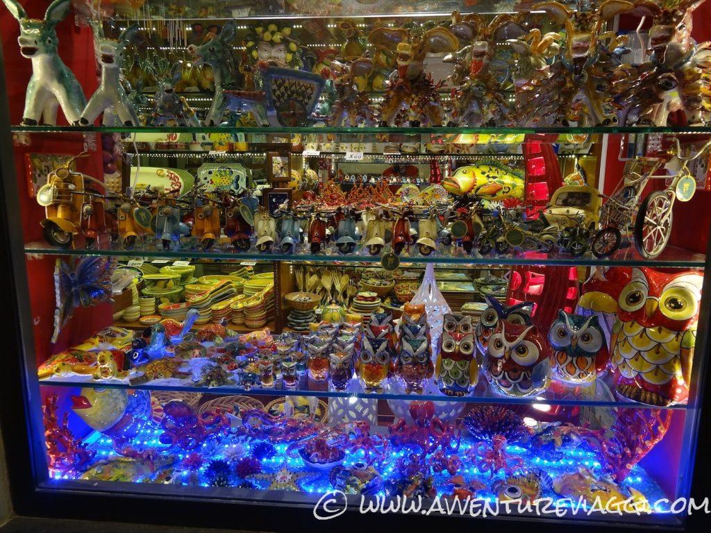 Amalfi store