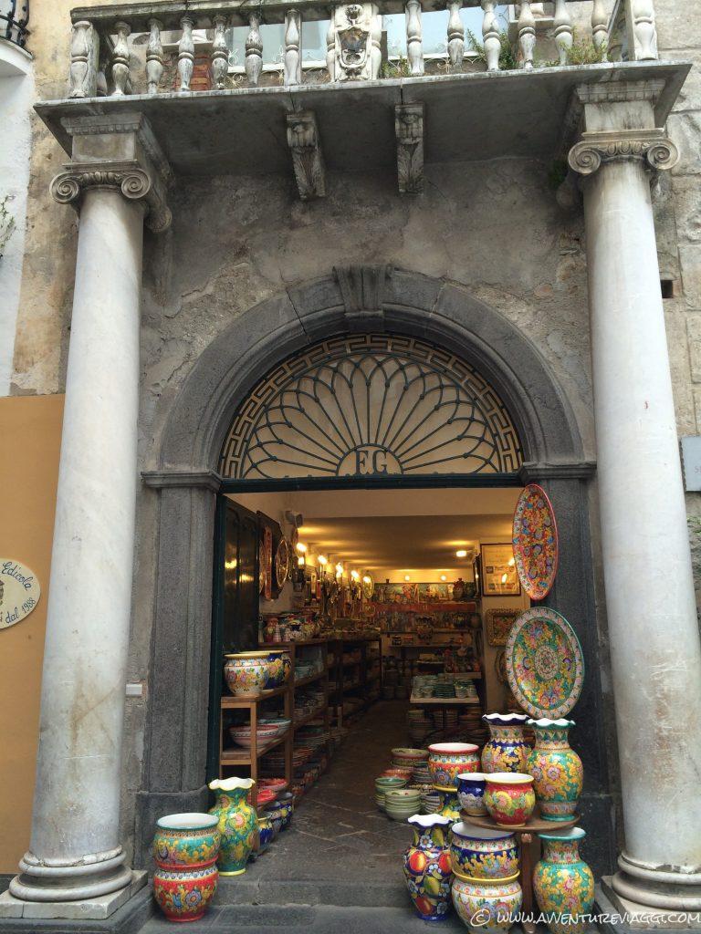 Ceramiche di Amalfi