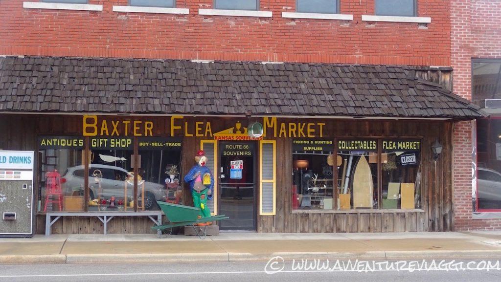 Baxter Market