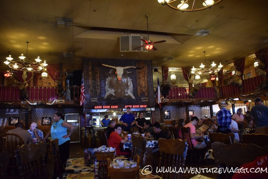 Big Texan Steak Ranch indoor