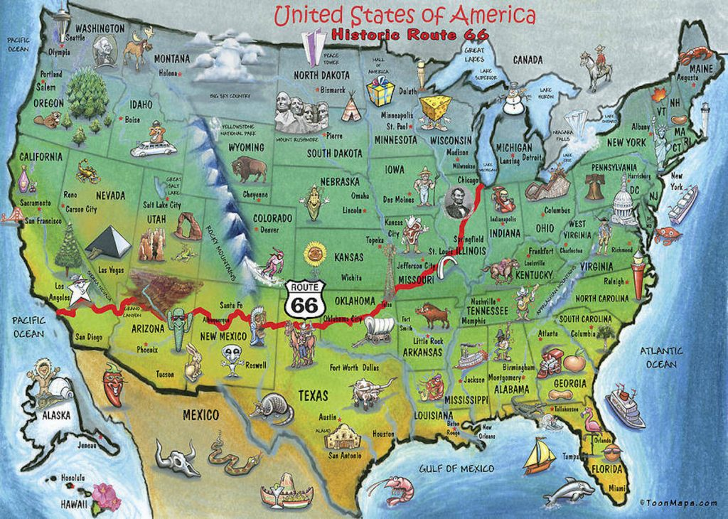 historic-route66-cartoon-map