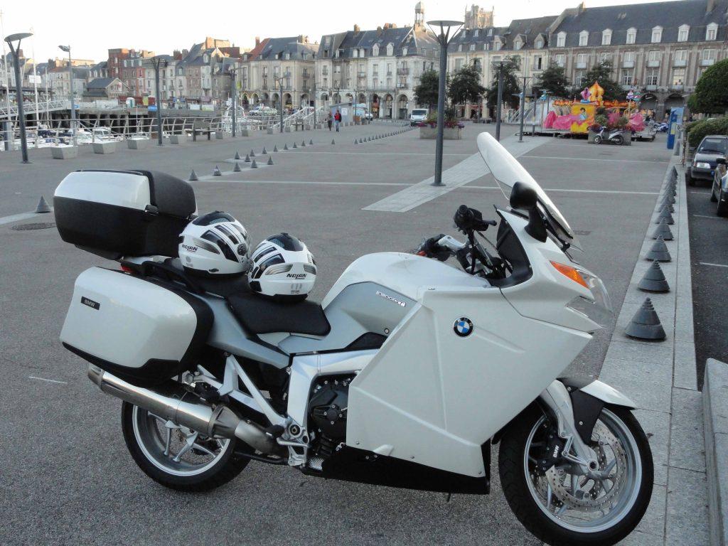 Compagne di Avventure BMW K1200GT White