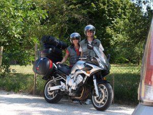 Avventure&Viaggi Yamaha FZ6 Fazer