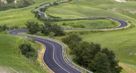 la strada ideale