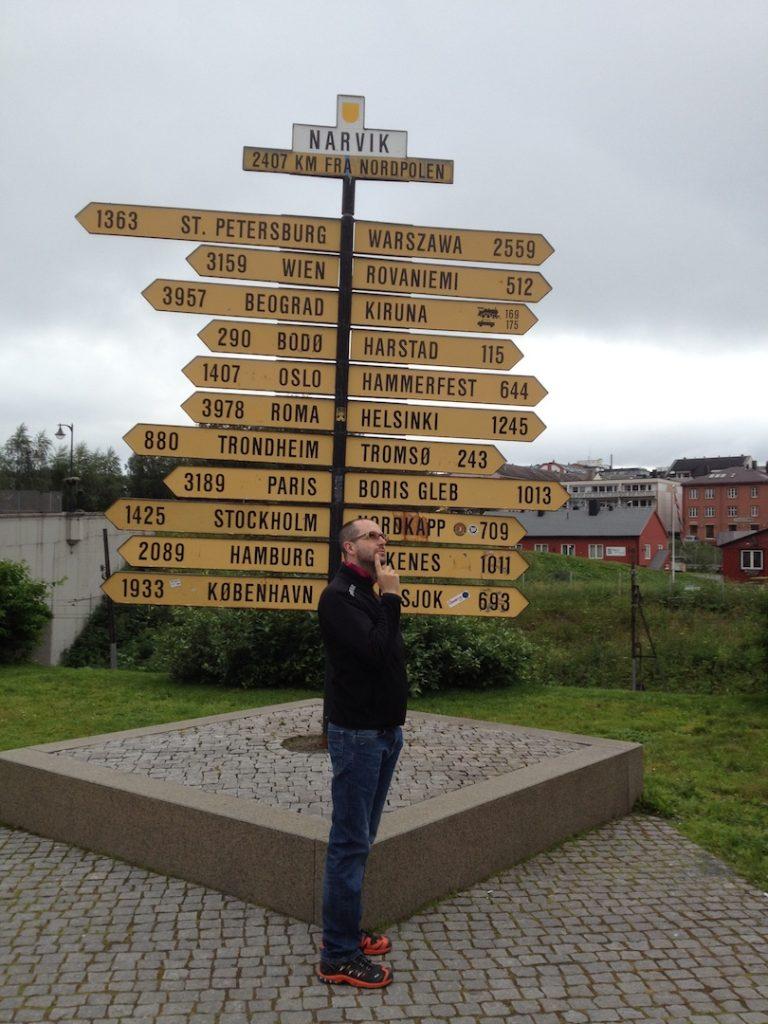 dove vado a Narvik