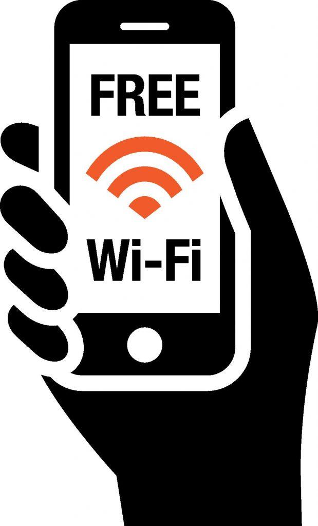 find wifi free