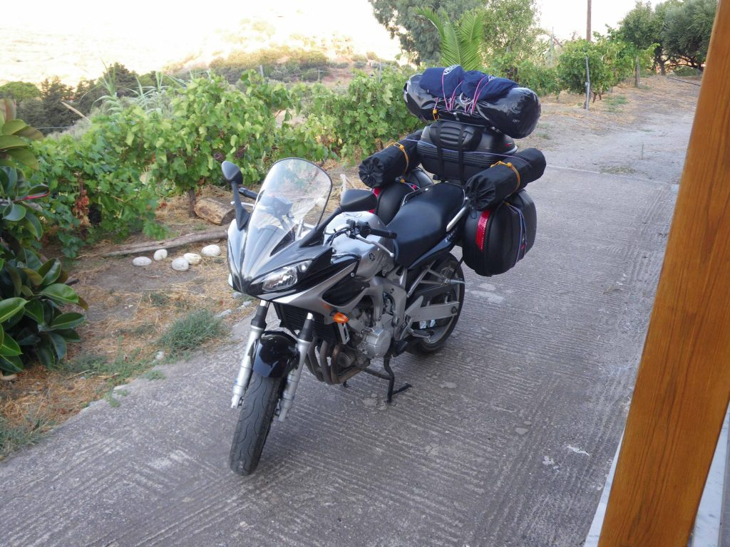 Fazer in Peloponneso