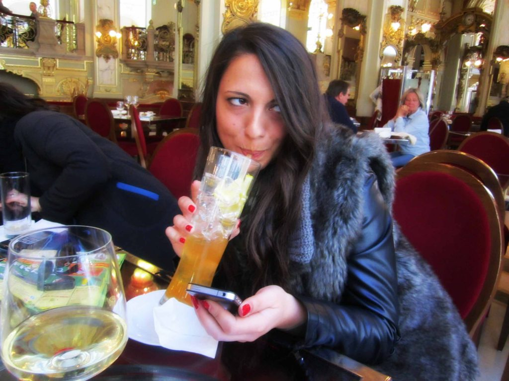 Manuela Vitulli Blogger A&V