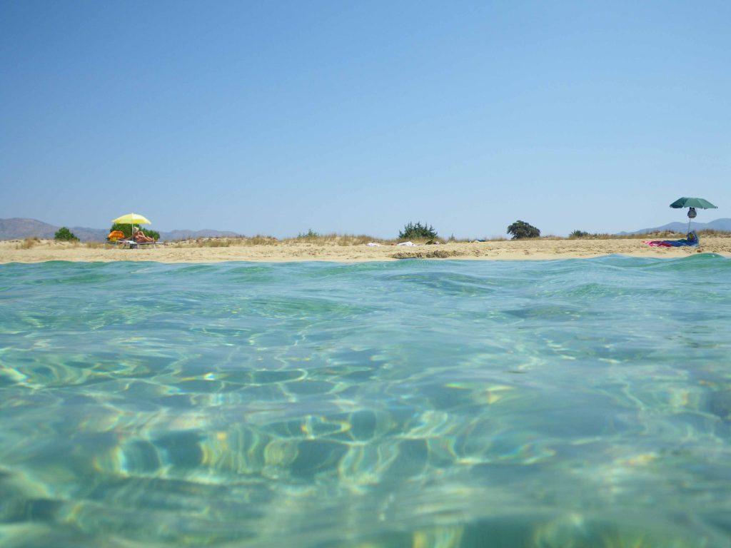 Acqua trasparente Neapolis