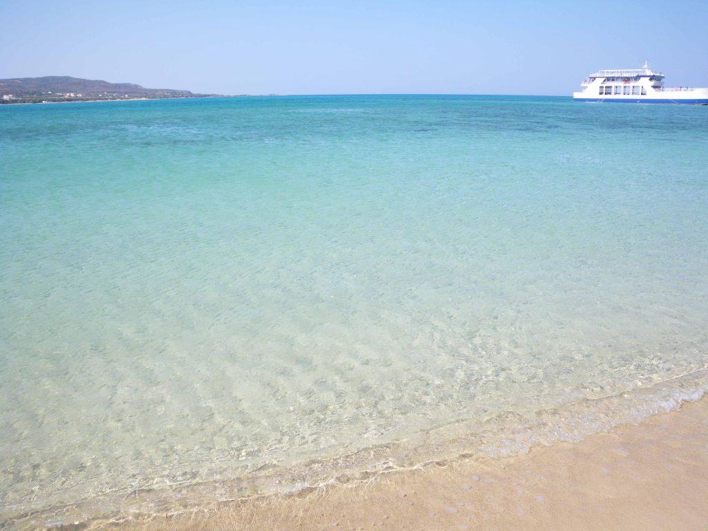 imbarco per Elafonissi