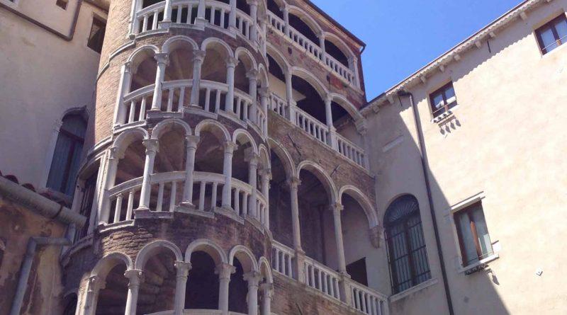 passeggiate a tema in Venezia