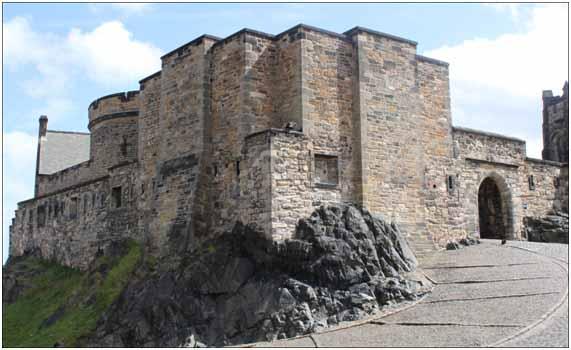 castello di edimburgo 2