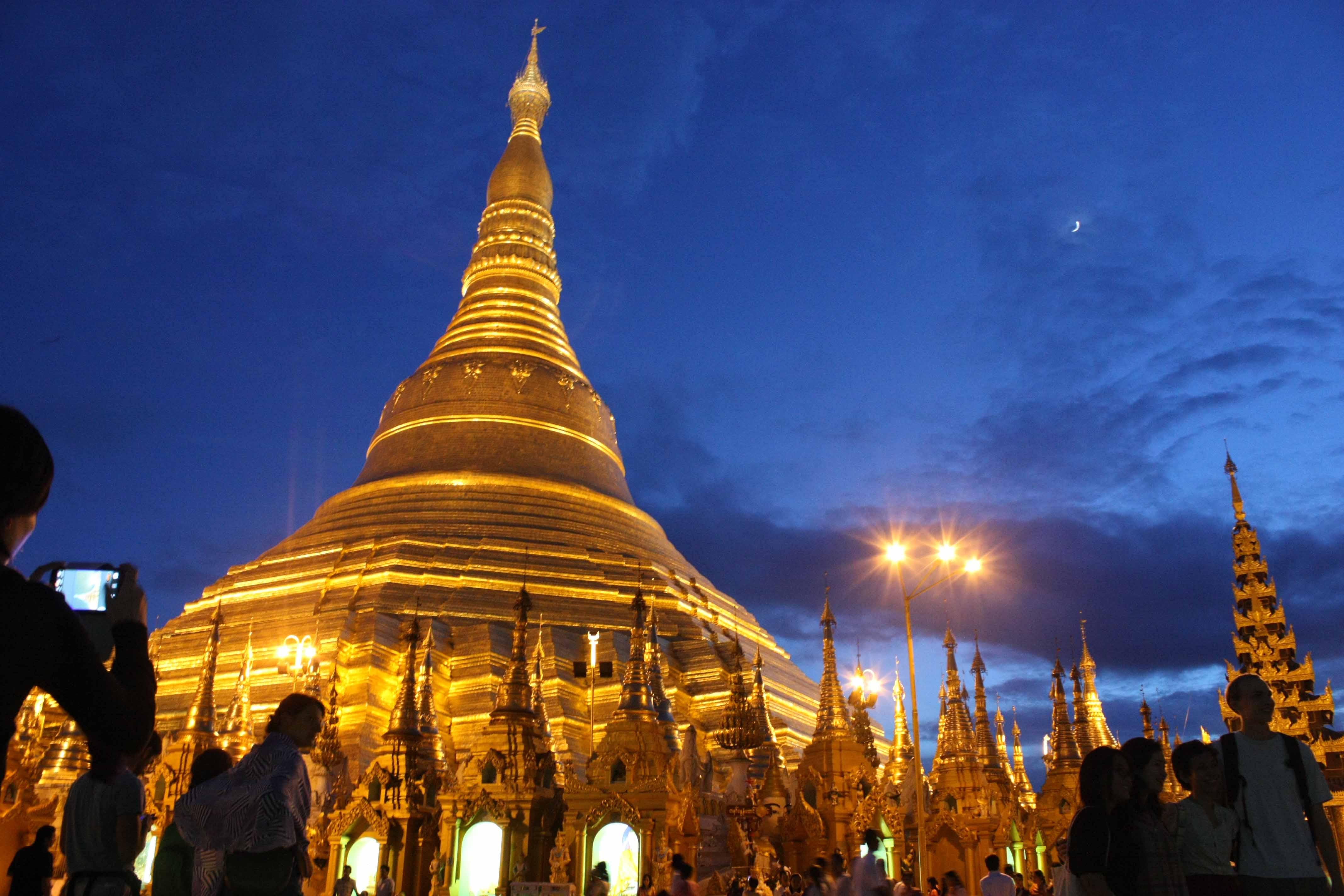 Viaggio in Birmania: l'inizio