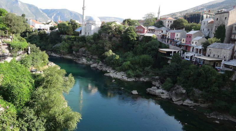 Balcanian tour in moto
