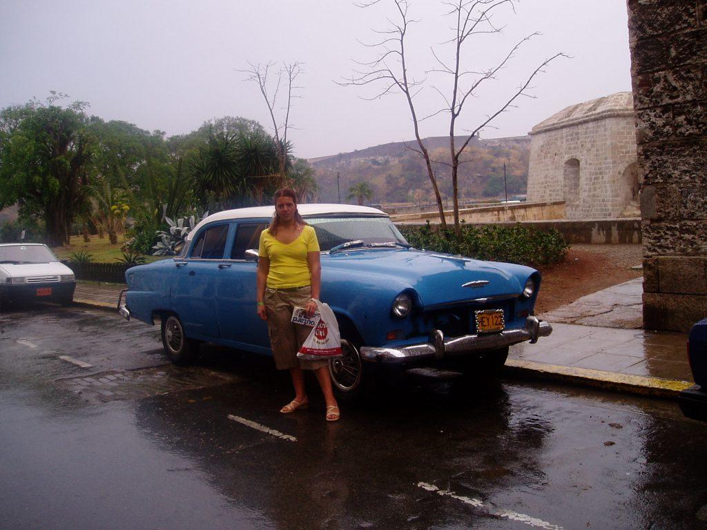 auto cubane '50