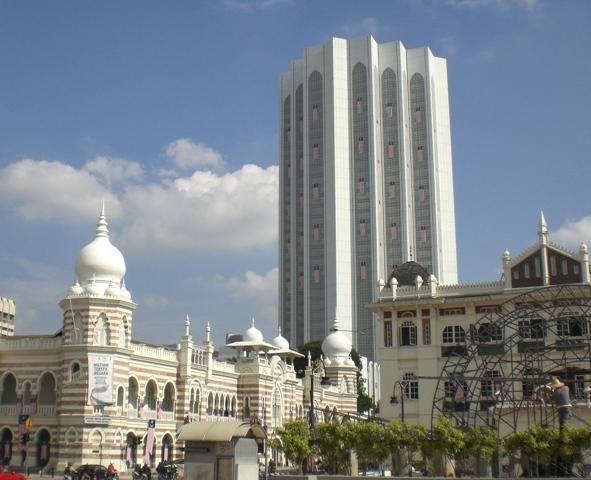 Kuala Lumpur palazzi