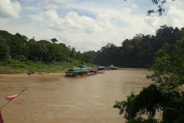 Taman Negara - River Tahan