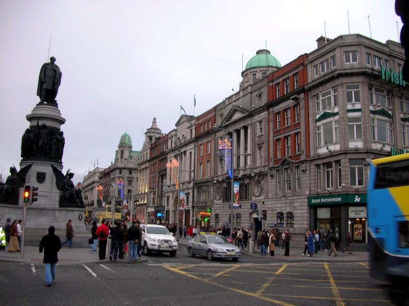 connel street