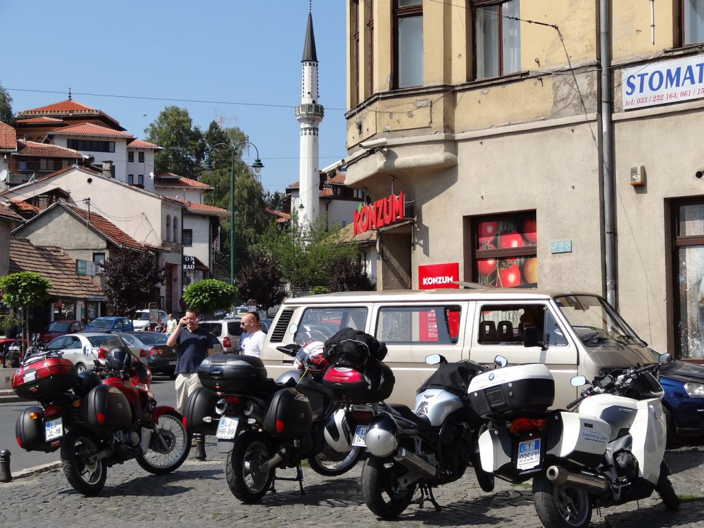 Sarajevo old