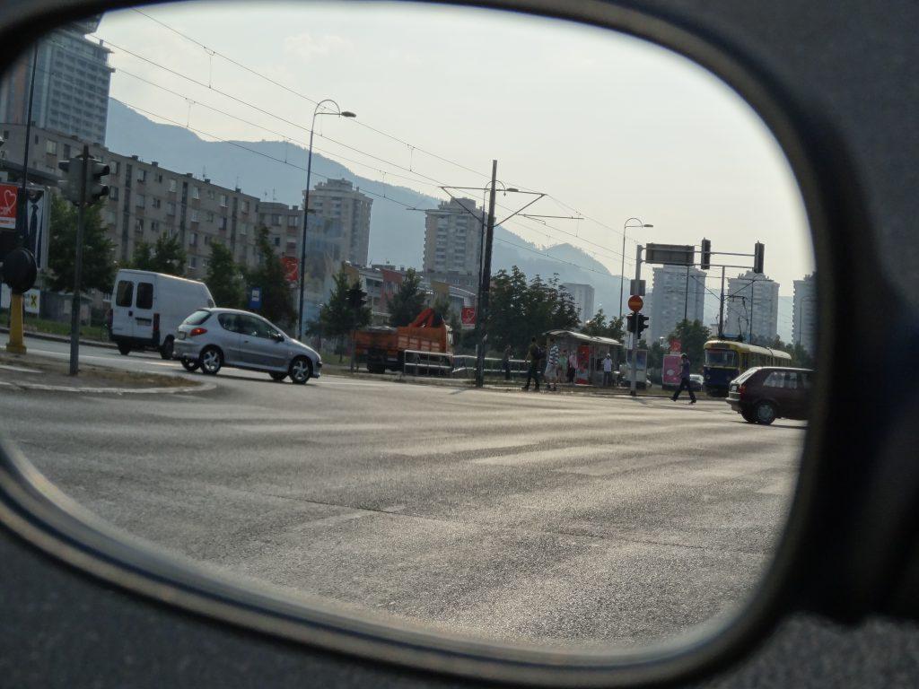 Sarajevo glass