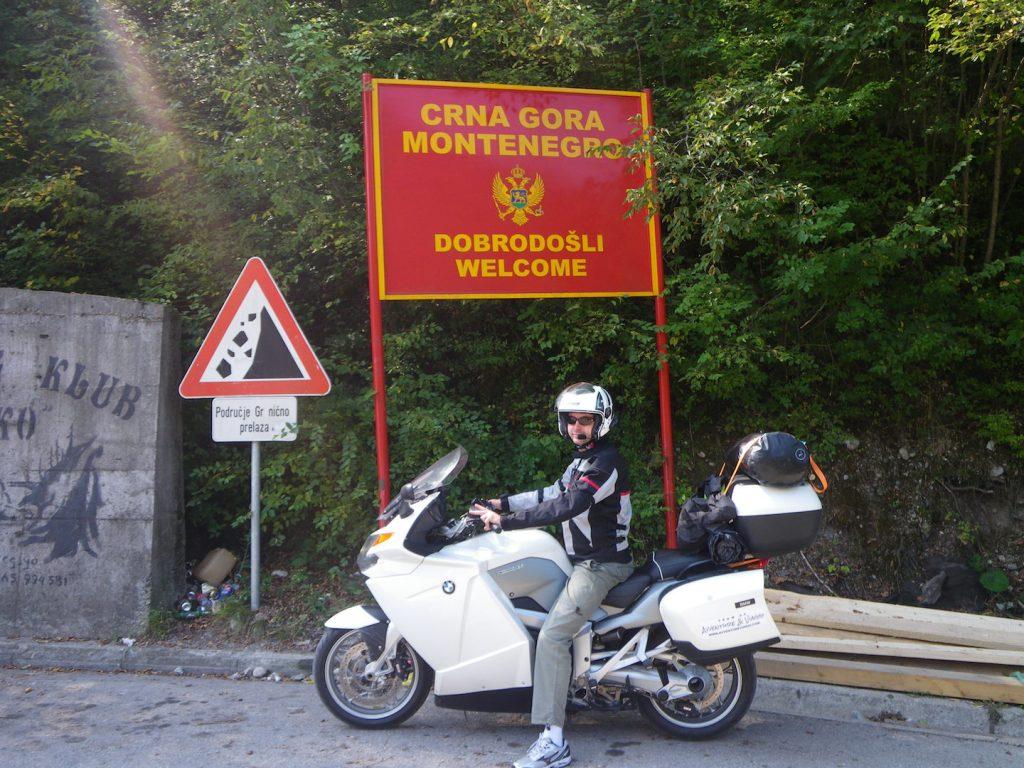 Confine Serbia Montenegro
