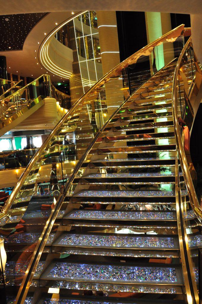 msc fantasia le scale