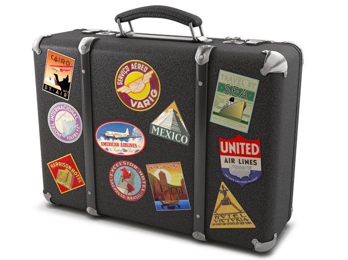 valigia pronta