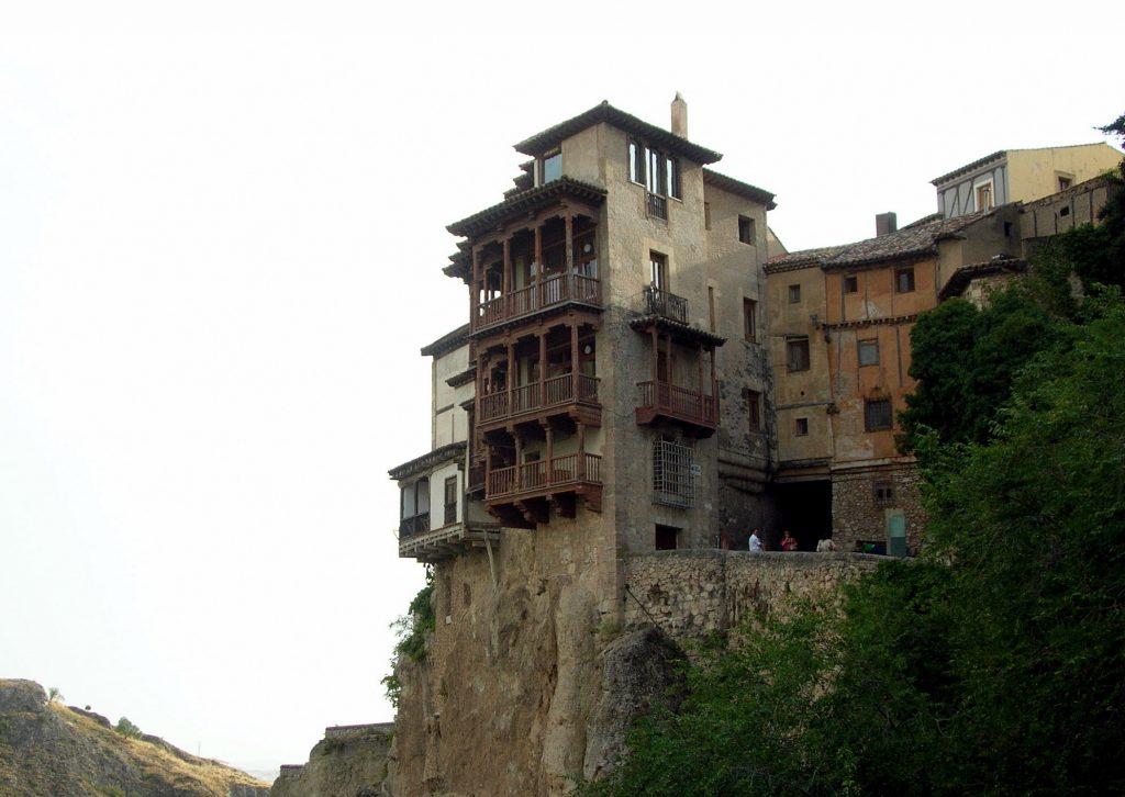 Casa Colgadas