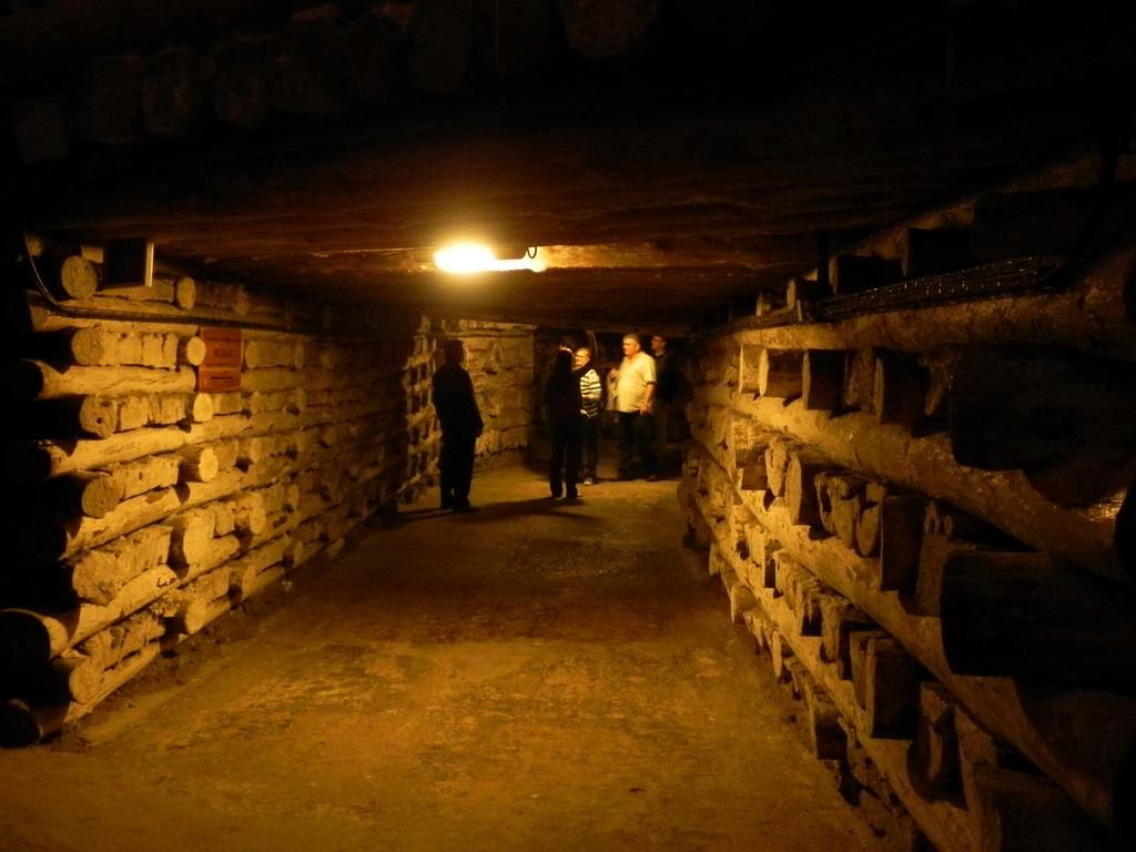 sotterranei miniera