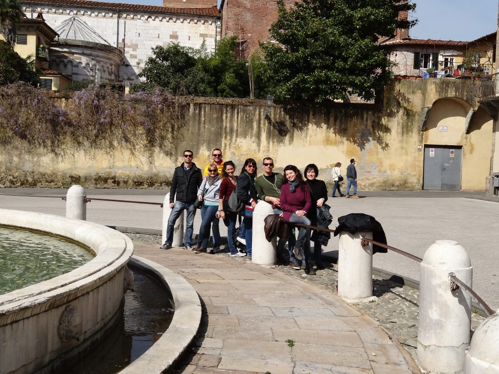 2° Meeting Team Avventure&Viaggi - Lucca