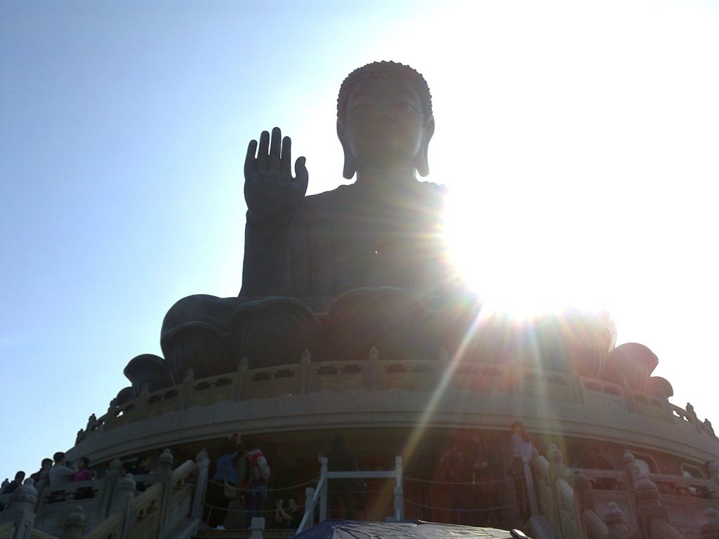 buddha gigante di Lantau
