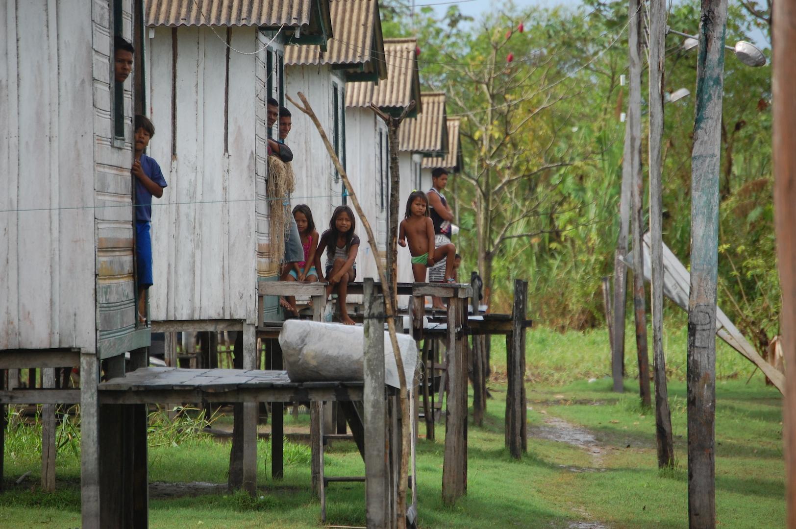 Vivere in Amazzonia