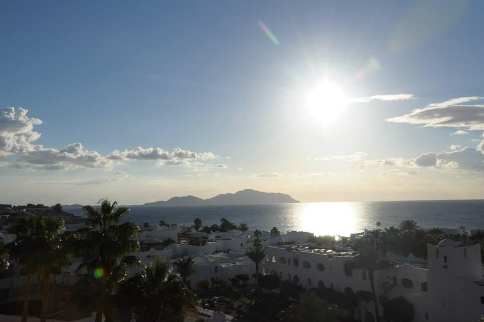 Sunset Sharm el Sheikh