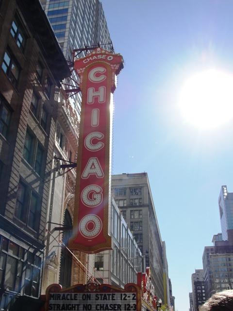 Chicago è tra la mia top three