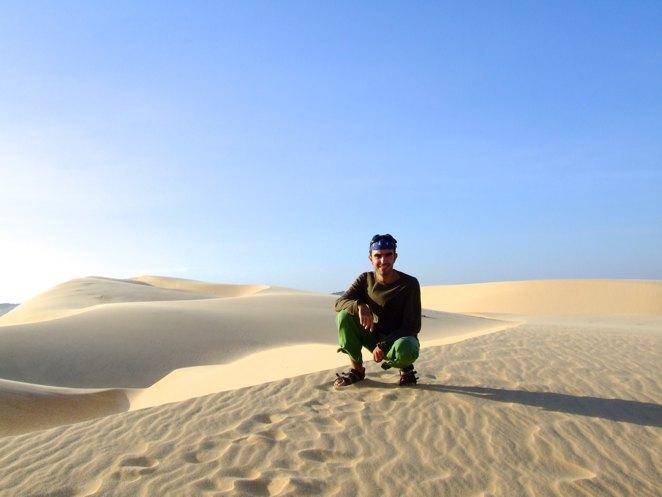 Non solo turisti_deserto