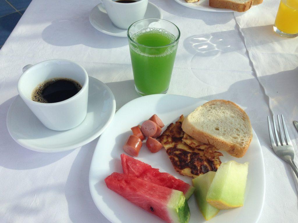 Albanian Breakfast
