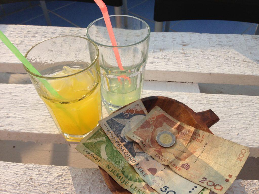 Drink to Saranda