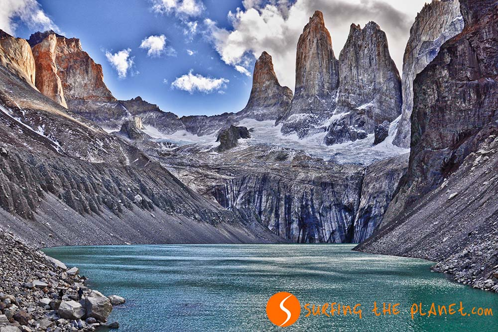 The-towers-of-Torres-del-Paine