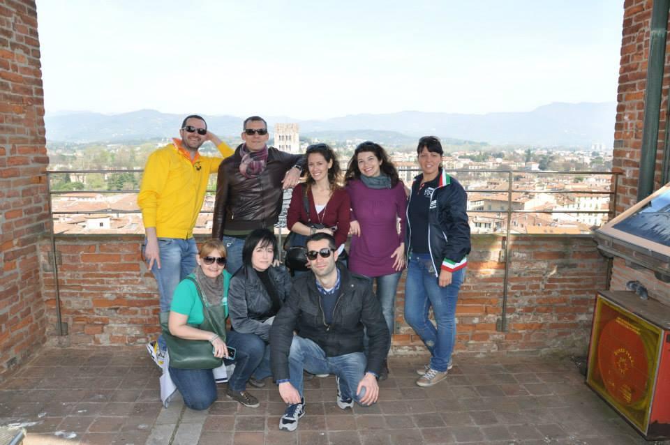 Torre Orologio Lucca