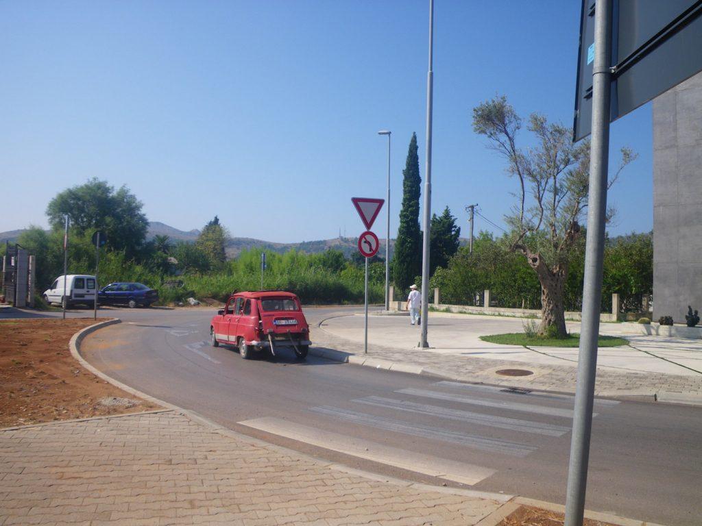 trasporto merci albania