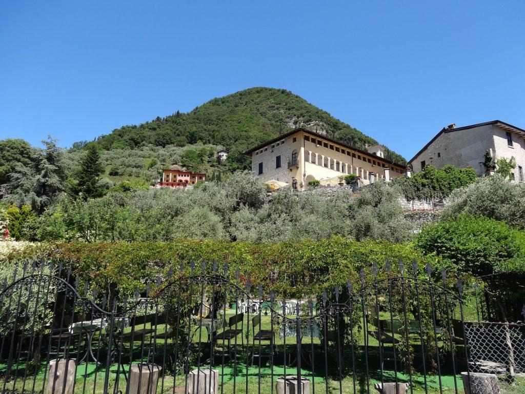 Castello Oldofredi Monte Isola