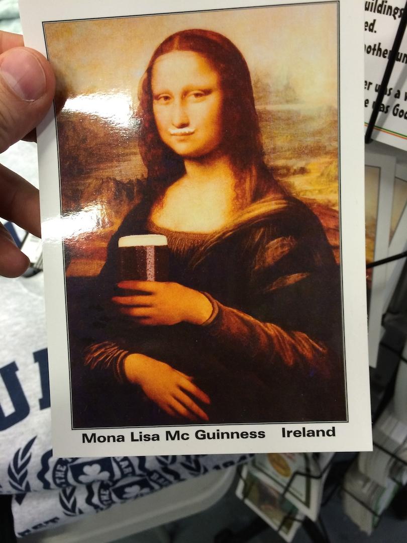 "Un ""Weekendone"" Irish"