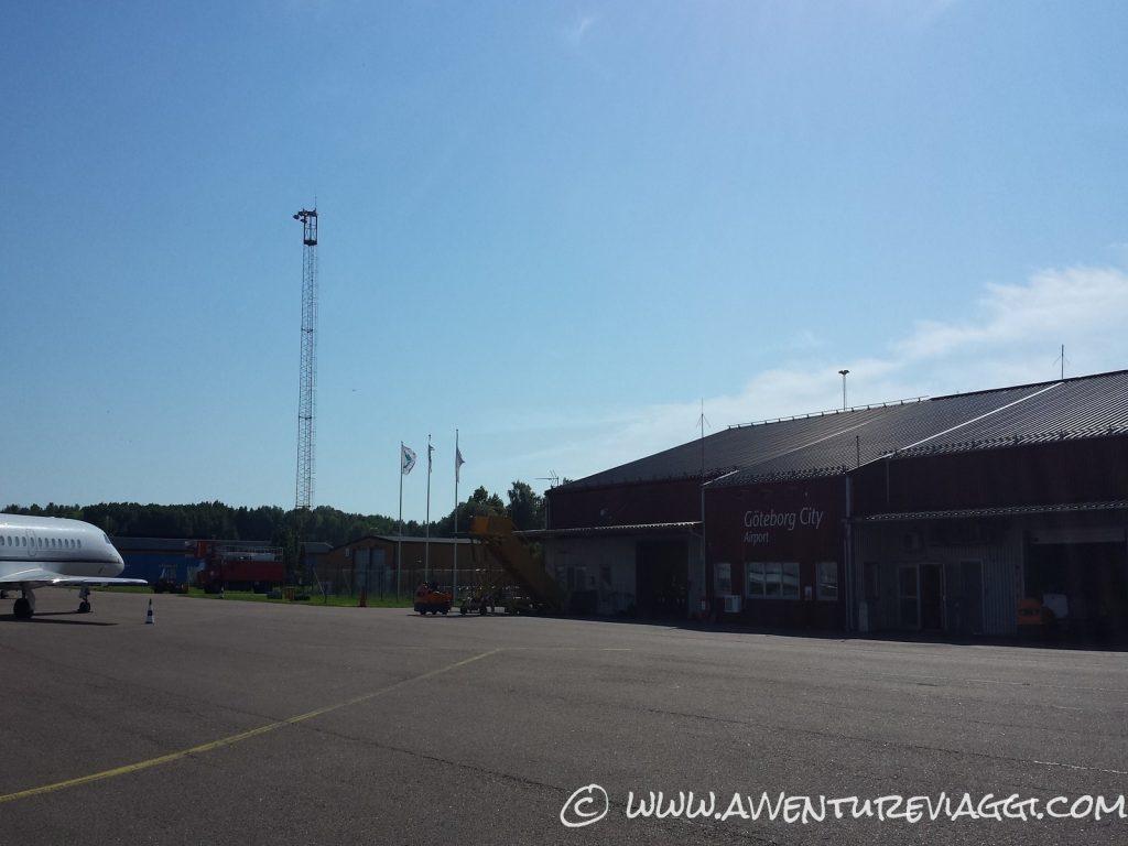 Goteborg City Airport