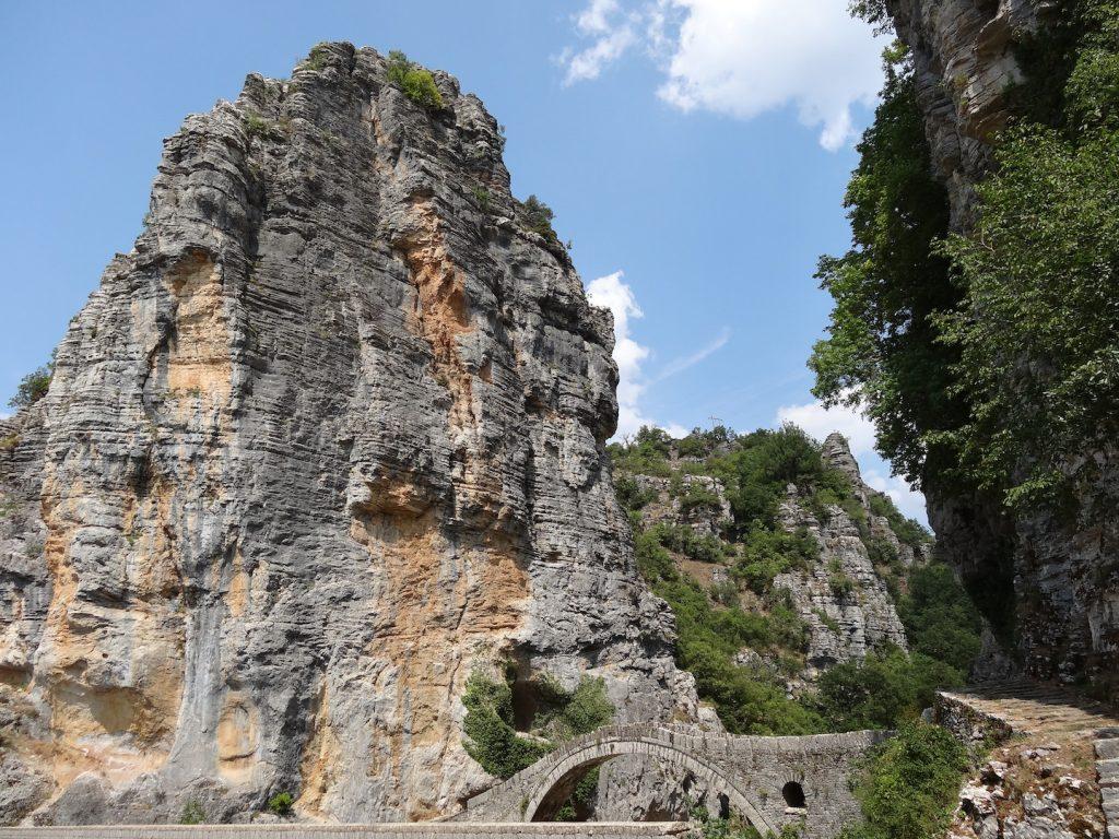 Parco Zagori Bridge