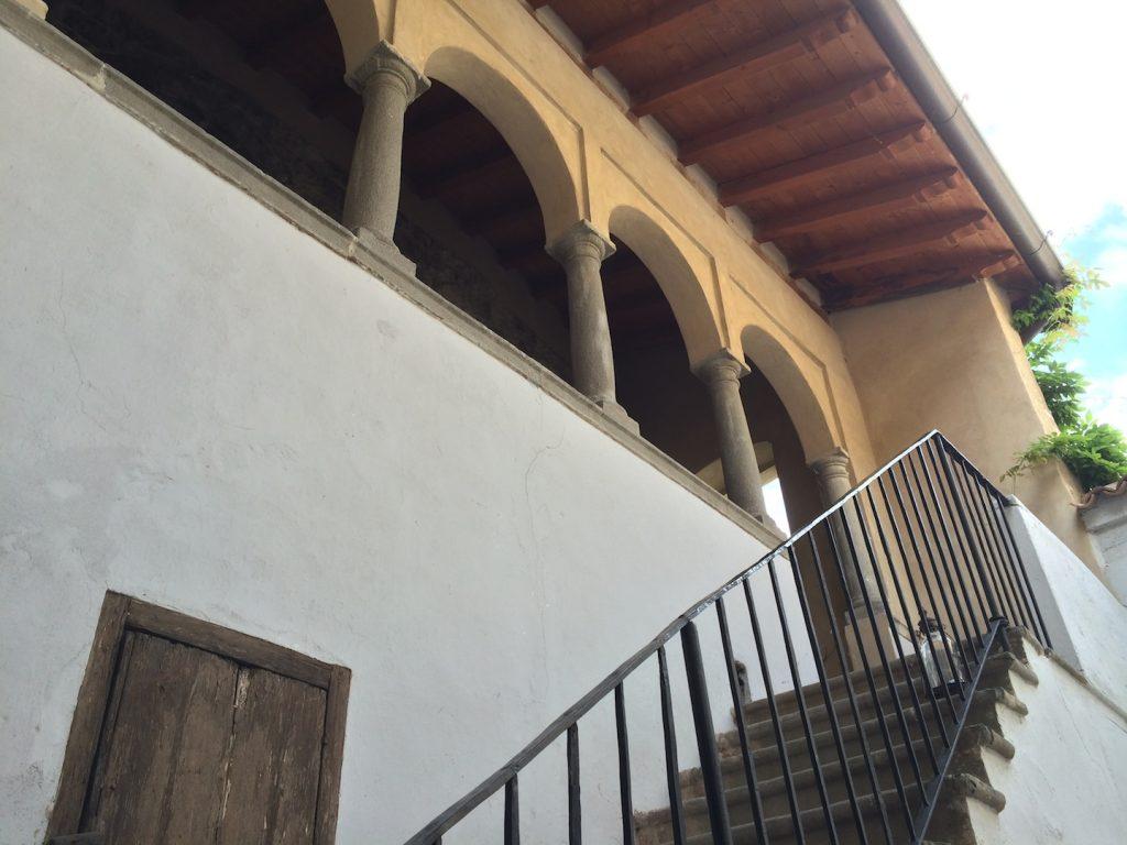 Scala Castello Oldofredi