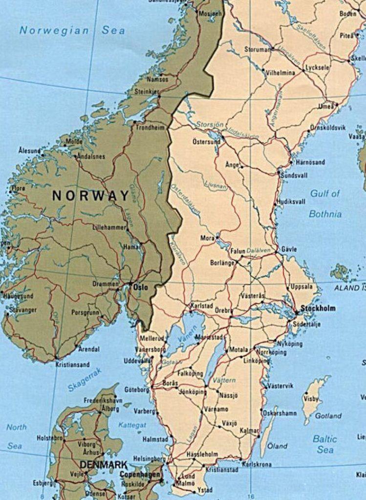 Svezia - Goteborg
