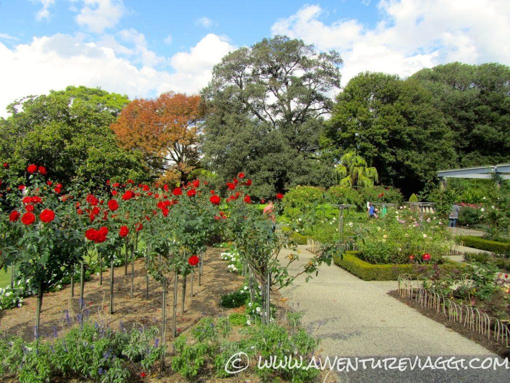 botanical garden sidney
