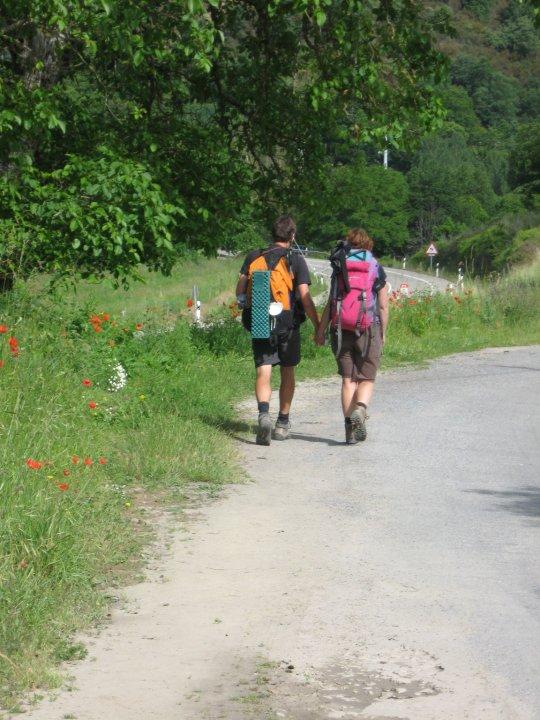 cammino de Santiago di Compostela