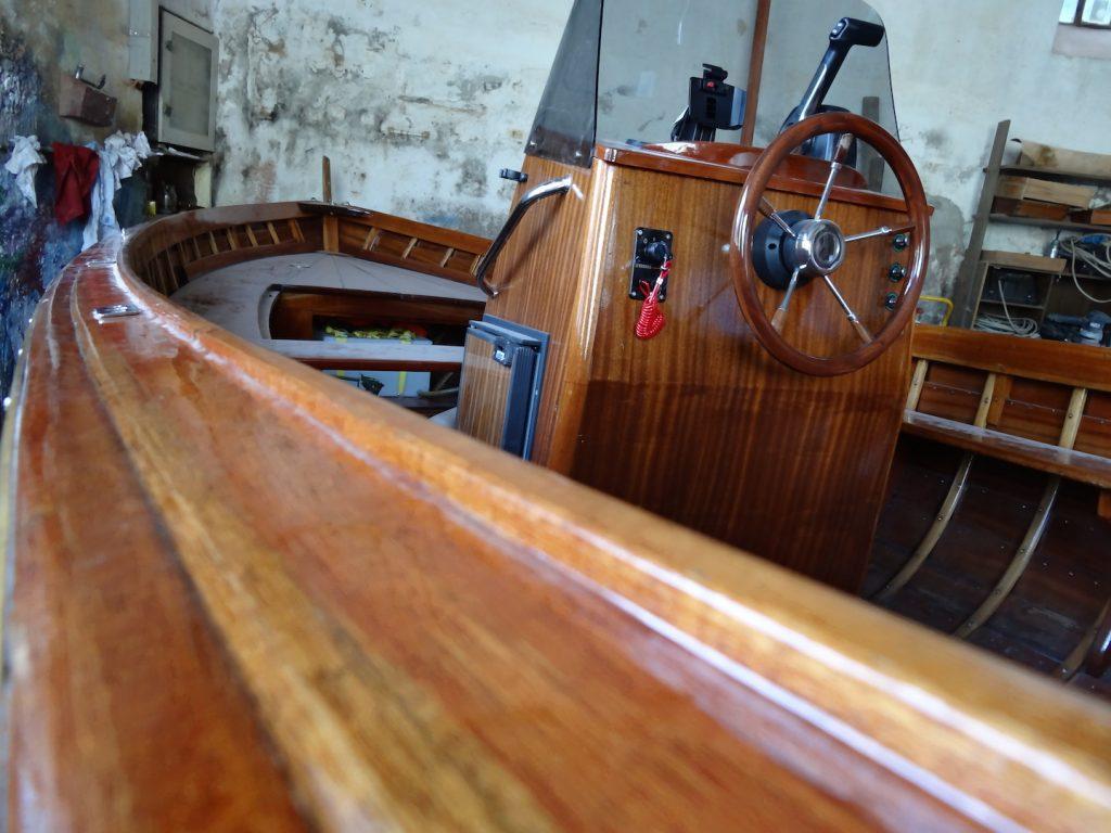 cantuere navale peschiera maraglio monte isola