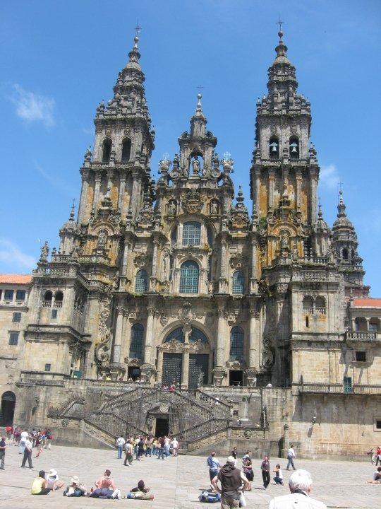 cattedrale di santiago
